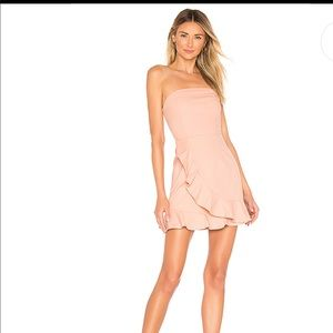 Pink superdown dress